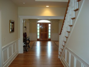 Trim and Crown Molding Remodeling